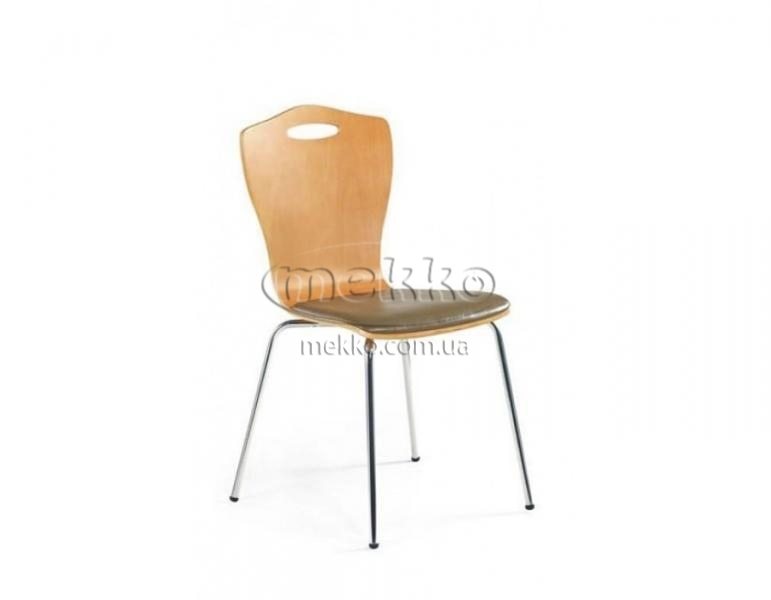 """Металевий стілець """"K102"""" (86х45х42 см) Halmar"""